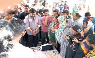 Ram Charan Announces Rs 10 Lakh to Noor's Family