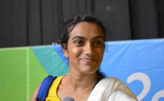 P V Sindhu to be AP rep in Hyderabad