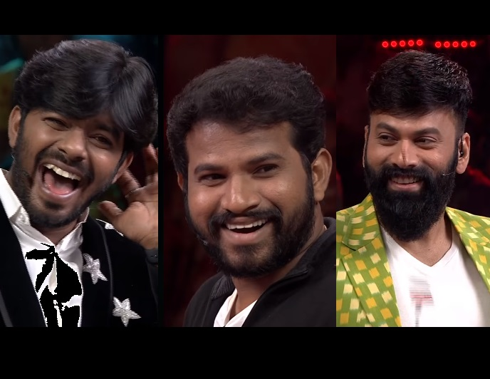 Sixth Sense Season 3 – E9 – 7th Dec with Sudigadi Sudheer and Hyper Adi