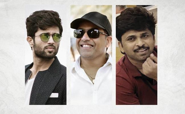 Dil Raju Teams Up With Vijay Deverakonda