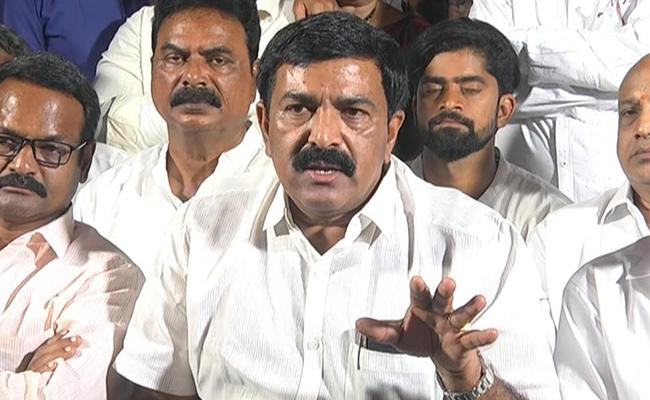 Dwarampudi to pay heavy price for his foul mouth!