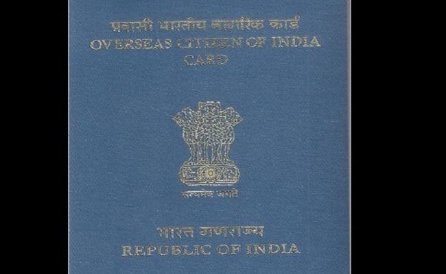Indians under 20 must renew OCI cards after each passport renewal: Govt
