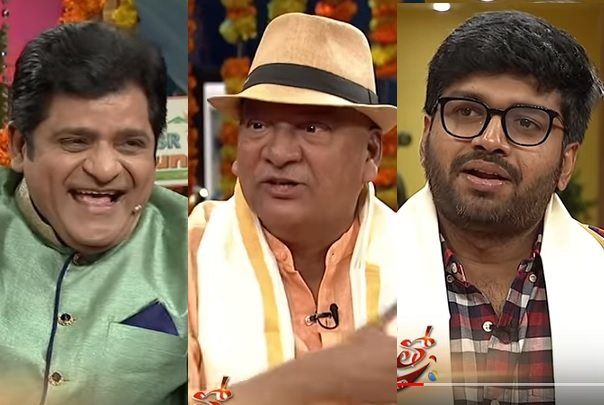 Alitho Saradagaa –  20th Jan with Rajendra Prasad & Anil Ravipudi