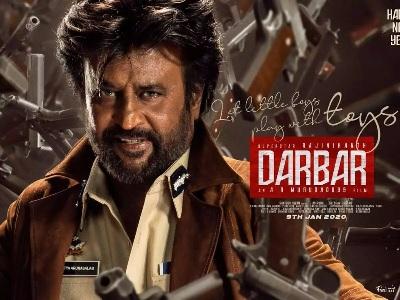 Darbar Movie Review
