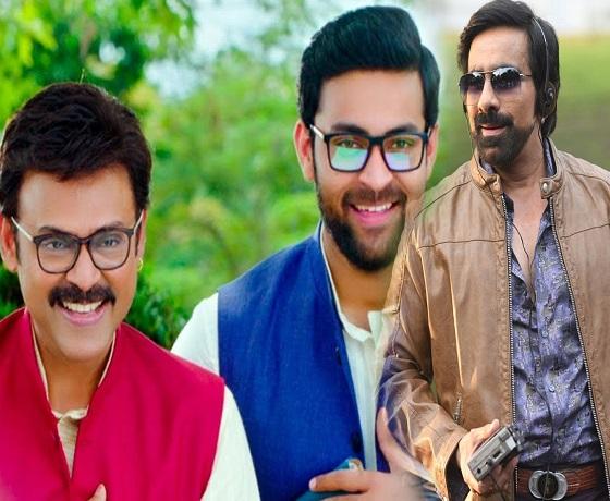 F3: Mass Raja to Join Venky & Varun Tej?