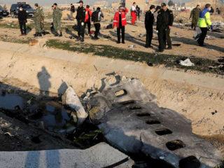 Iran Admits It Shot Down Ukrainian Plane Unintentionally