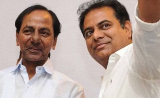 Will KCR transfer power to his son now?