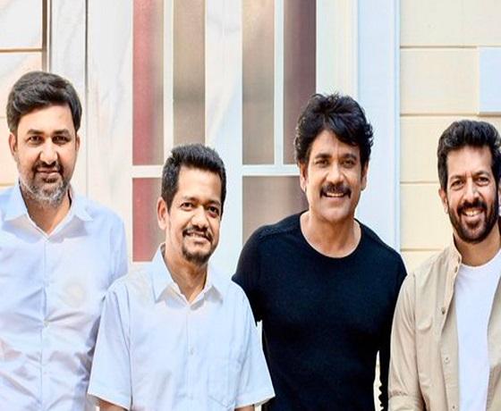 Nagarjuna as Face Of Cricket Movie in Telugu
