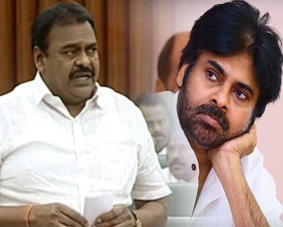 Why is Pawan hesitant to sack Rapaka!
