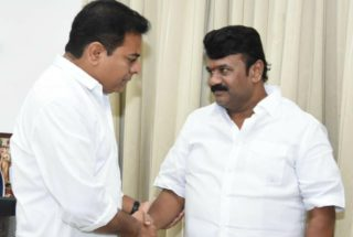 Yes this is KTR's victory: Talasani