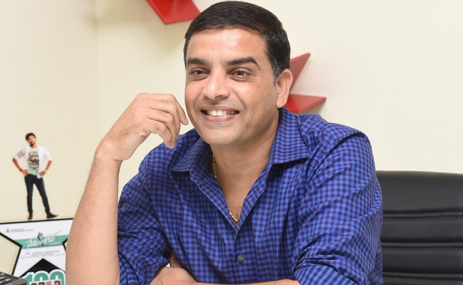 Dil Raju Plans Multiple Pan-South Indian Films With Top Stars!