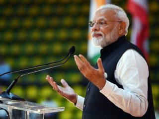 Nehru divided India to become PM: Narendra Modi