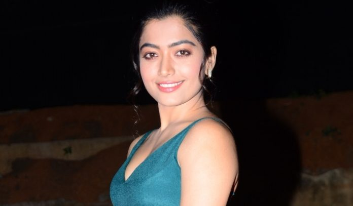 Rashmika: Never Stayed at Home This Long