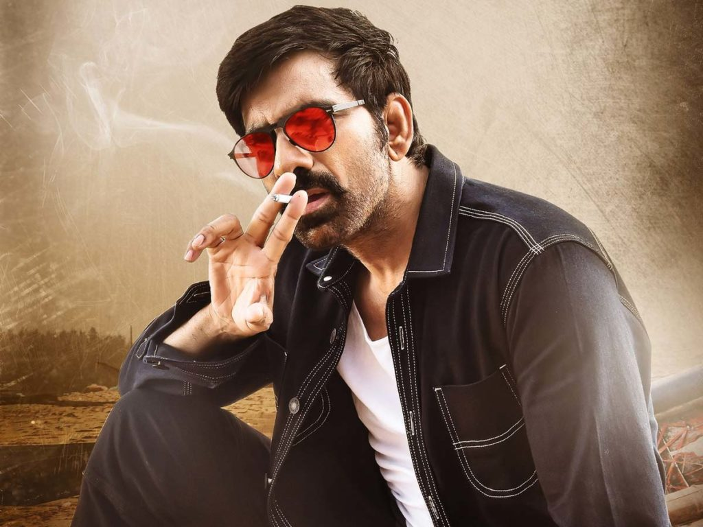 Hungry Raviteja Signs Another Masala Movie