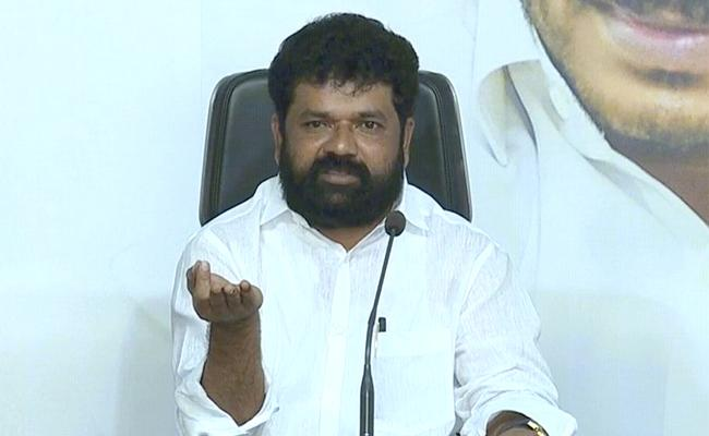 MP Suresh demands Chandrababu Naidu's arrest