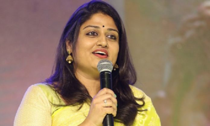 Baahubali actress Ashritha reaches Cybercrime!