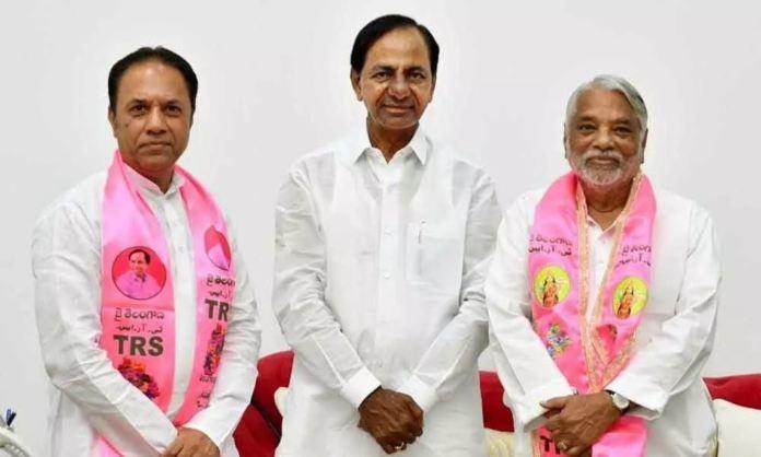 Why did KCR choose them for Rajya Sabha?