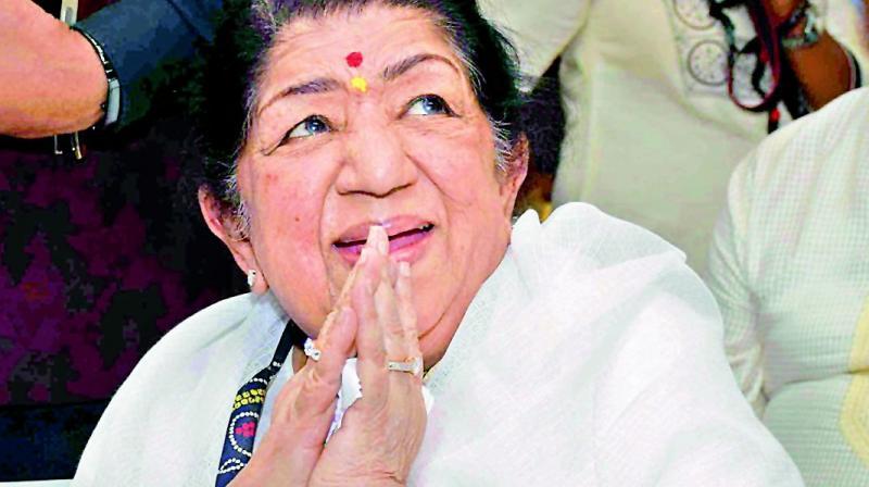 Blindly following doctor's advice: Lata Mangeshkar