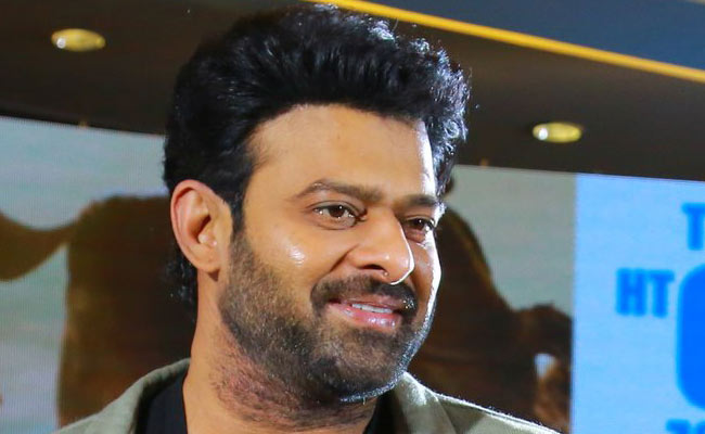 Talk of the Town: Bollywood Shocked By Prabhas' 4 Cr Donation