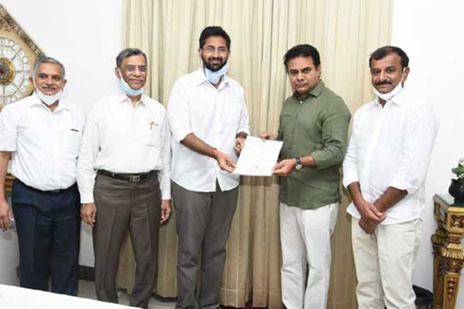 Balakrishna's Son-In-Law Donates Against Fighting COVID-19