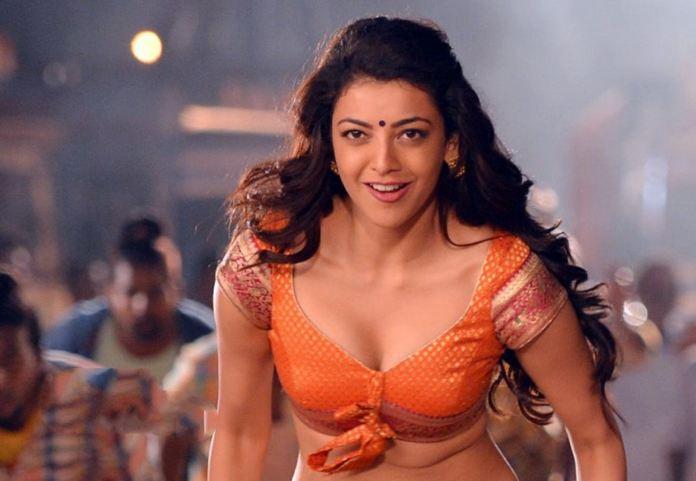 After Chiru's, Kajal grabs PK's film.?