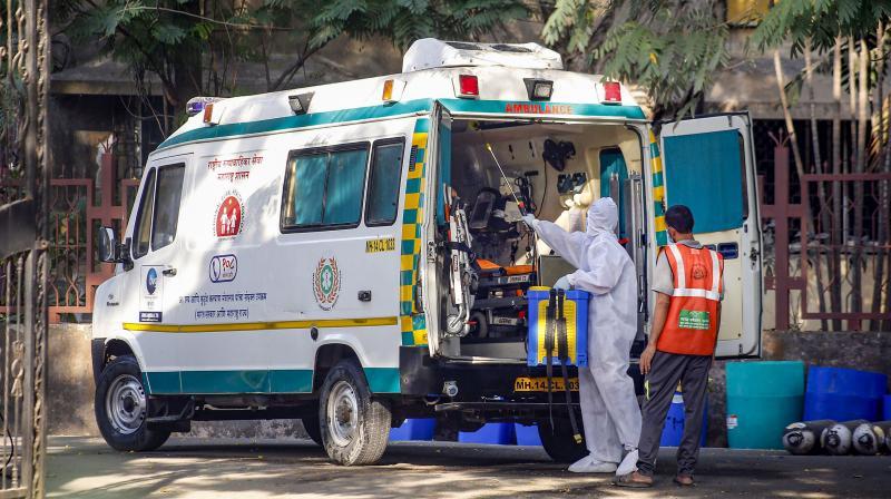 Maharashtra, Delhi and TN lead in covid cases