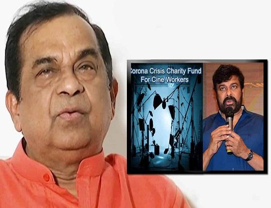 Brahmi: We Should Appreciate 'Mahanubhavudu' Chiru