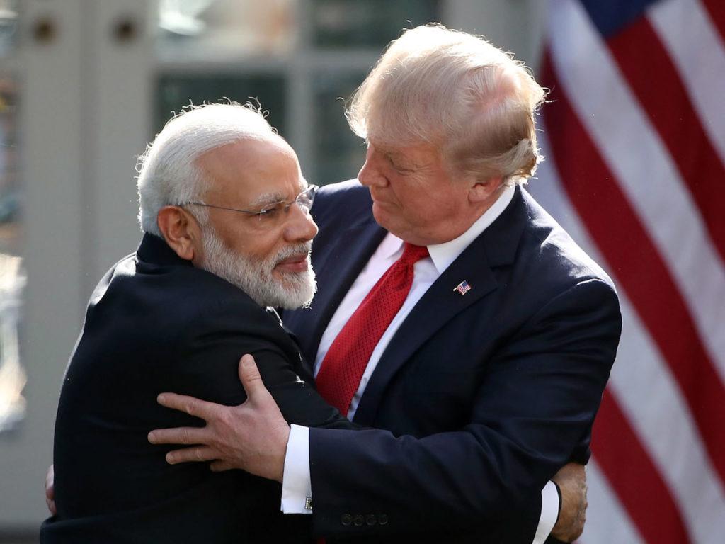 USA Will Retaliate If India Won't Send Drugs, Trump Warns