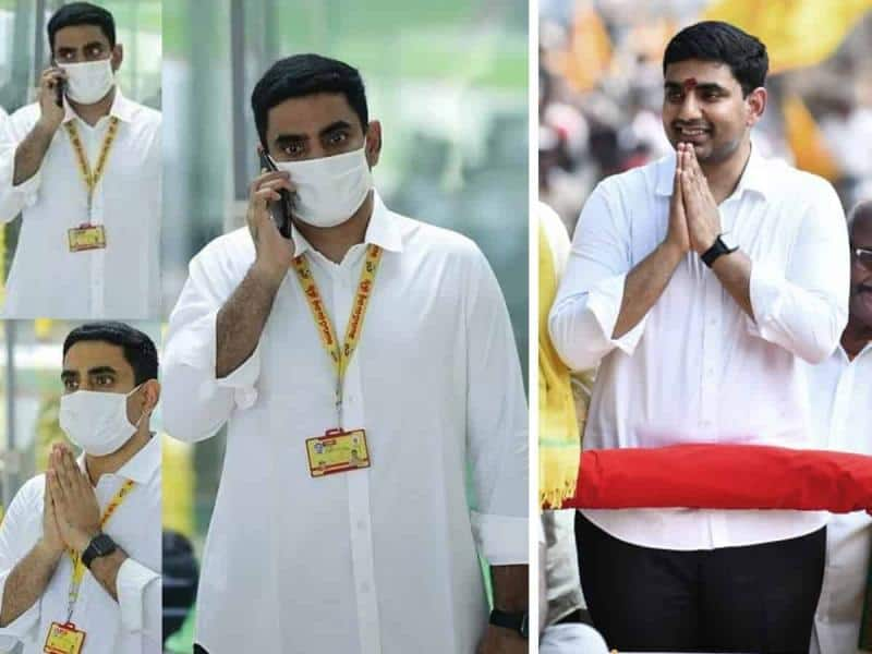 YSRCP Leaders Bodyshaming Nara Lokesh