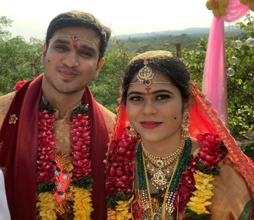Finally Nikhil Gets Married !