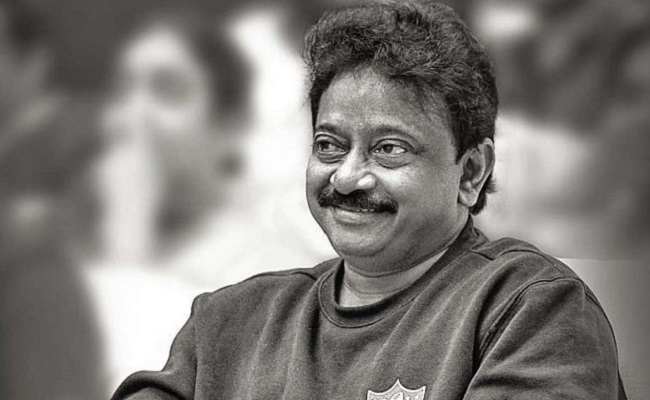 RGV Acting As Bandla Ganesh In 'Power Star'