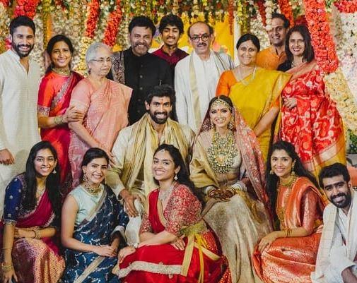 Rana Daggubati & Mihika Bajaj Wedding Full Album