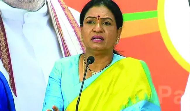 Purandhareswari, DK Aruna Get Plum Posts In BJP's New National Team