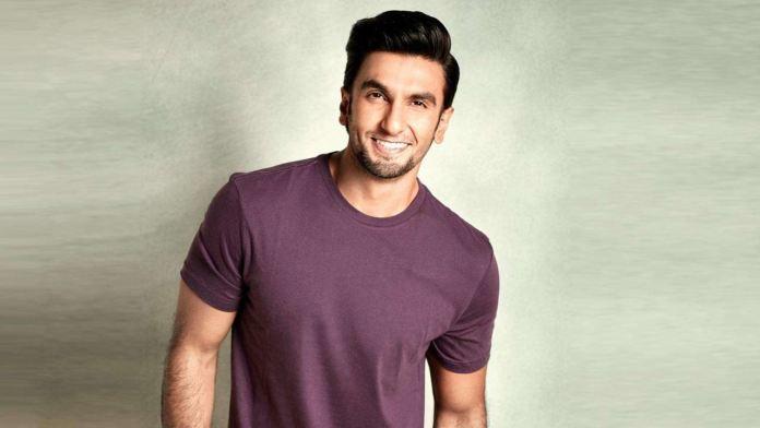 Ranveer Singh begins dubbing work of his forthcoming film