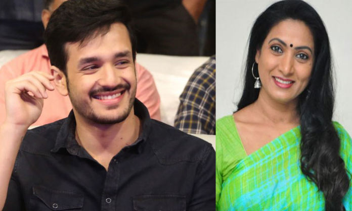 Sisindri combination to repeat: Aamani as Akhil's mother!