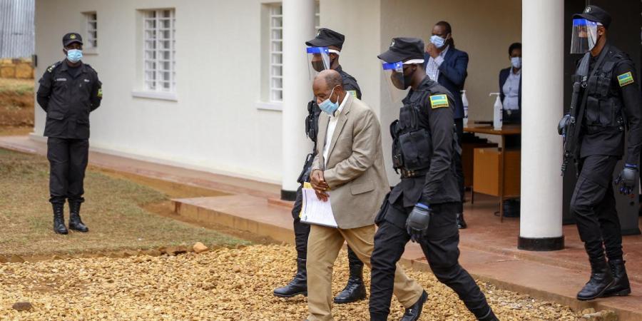 'Hotel Rwanda' fame Paul Rusesabagina admits backing rebels, denies supporting violence