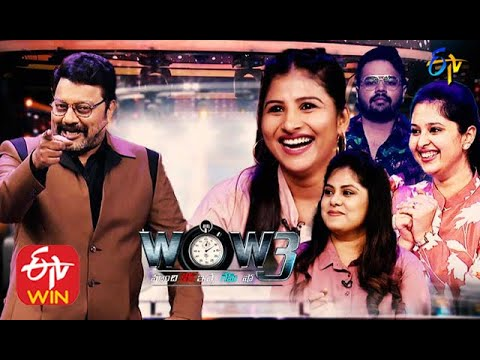 Saikumar's WOW3 – 29th Sep with Sunayana,Mangli,Nikhil,Kaumudi