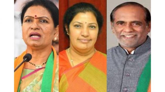 What Is The Strategy Behind Choosing Purandeswari, DK Aruna And Laxman?