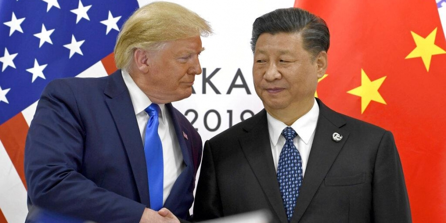 We're going to 'do plenty' with China: Trump's re-election promise as US presidential polls near