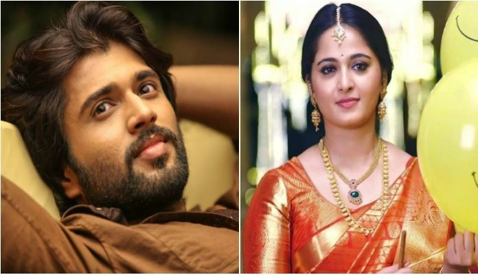 Buzz: Anushka and Vijay Deverakonda coming together