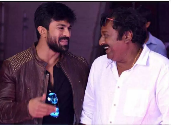 Ram Charan's special birthday wishes for director VV Vinayak