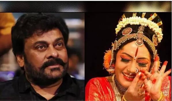 Dancer Sobha Naidu passes away, Chiranjeevi remembers the Kuchipudi exponent