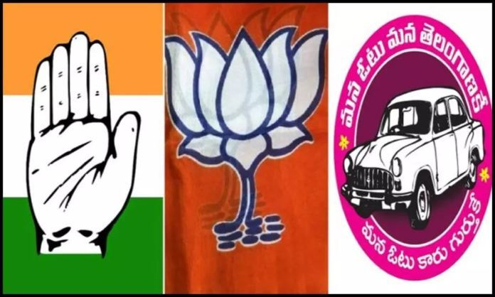 Dubbaka by-elections get steamier with 3 parties contesting strongly!