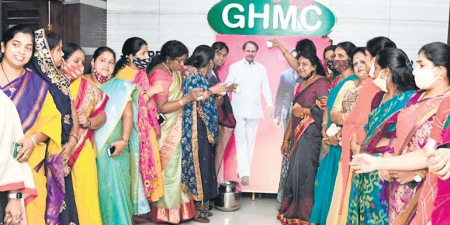 Telangana passes Bill, paving way for 50 per cent quota for women in GHMC polls
