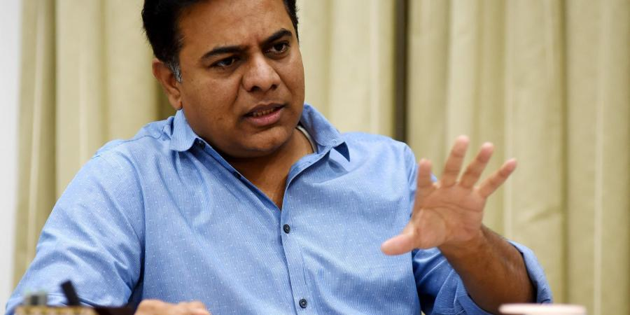 Despite BJP's petty politics, TRS will win bypoll with thumping majority: KT Rama Rao