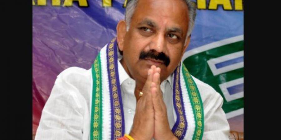 Two-time Visakhapatnam South MLA Dronamraju Srinivas dies at 59