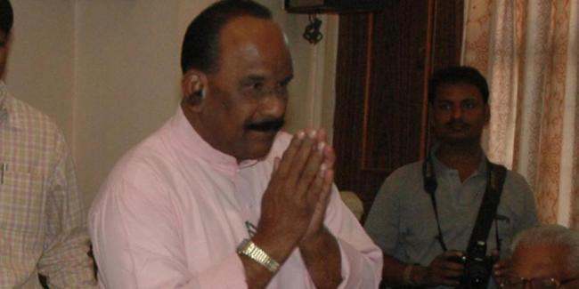 Former Home Minister Nayini Narsimha Reddy No More