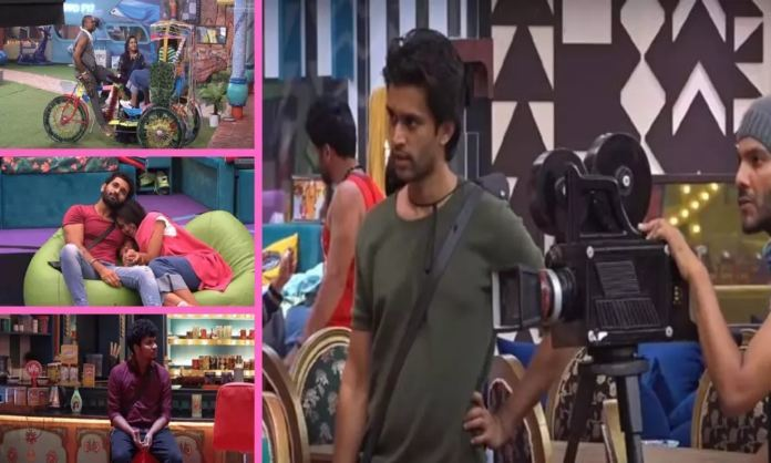 Bigg Boss 4: Episode 48: Bigg Boss's Blockbuster task to inmates