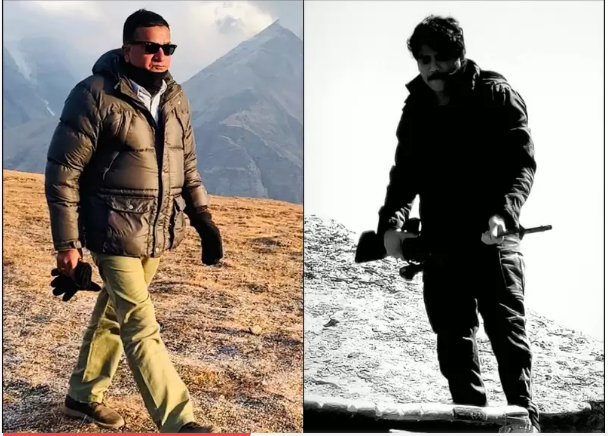 Vicky Kaushal's dad is choreographing stunts for Nagarjuna's Wild Dog in the Himalayas