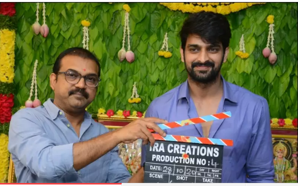 Naga Shaurya's next with Annish Krishna launched with a pooja ceremony in Hyderabad